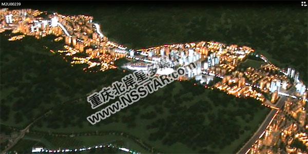 贵州遵义市道真县城市规划展厅ipad沙盘多媒体系统 nsstar