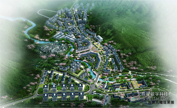 重慶綦江永新鎮規劃館多媒體圖片